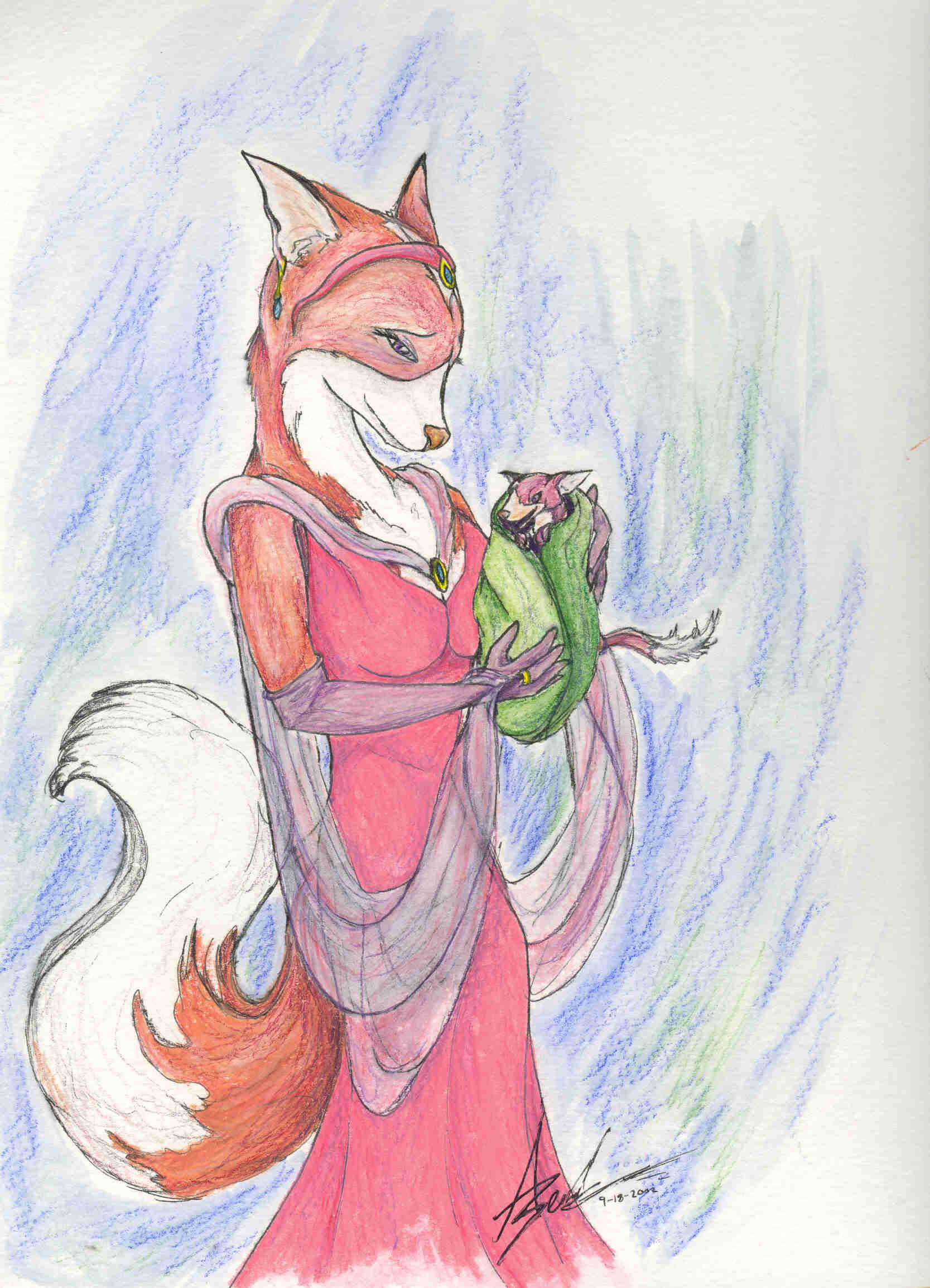 (c) Fara Phoenix